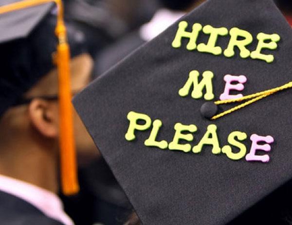 Beberapa alasan mengapa fresh graduates susah dapat kerja