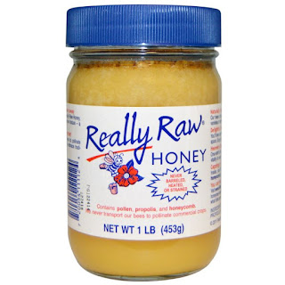 Really Raw Honey, Never Barreled, Heated or Strained