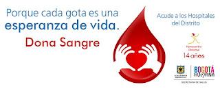 ¿Donde puedo ser donante de sangre?