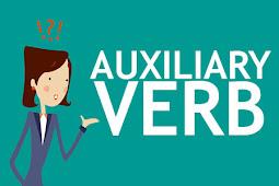 AUXILIARY VERB (Pengertian, Macam-Macam, Contoh Kalimat, Penggunaan) Lengkap