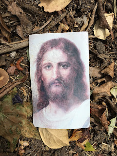 Photo of Jesus by Linda G. Hatton