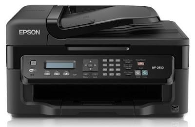 Epson WorkForce WF-2532 Driver Download