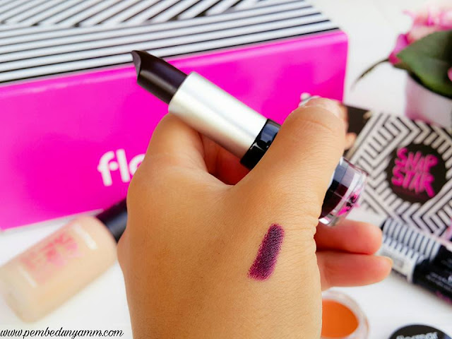 flormar tag purple