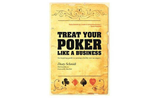 Best Poker Beginner Books Treat Your Poker Like a Business