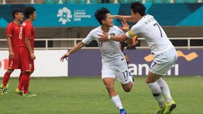 Ambisi Son Heung-min Setelah Timnas Korsel ke Final Asian Games 2018