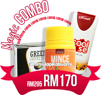 Set Mince Magic Combo Bulan Merdeka 2017