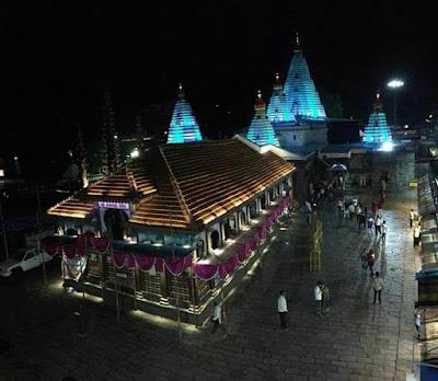 कोल्हापूर महालक्ष्मी मंदिर