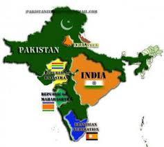 एक बार पुनः देश विभाजन की तरफ बढ़ता भारत -------!