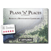 Frugal GM Review: River in a Mountain Landscape - I from 3rd Supplement