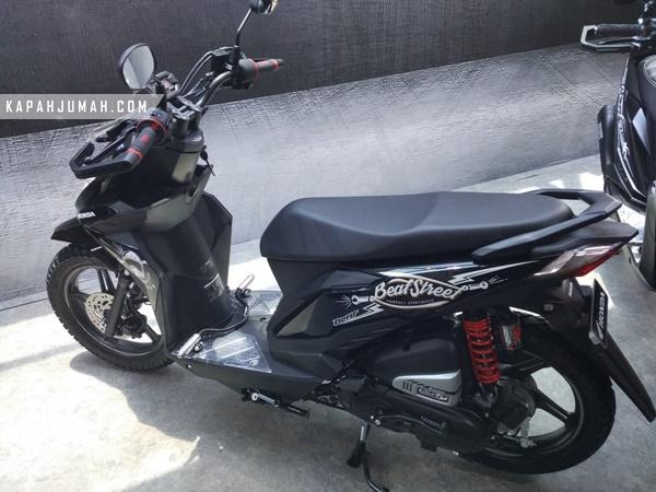 Harga dan Spesifikasi All New Honda Beat Street