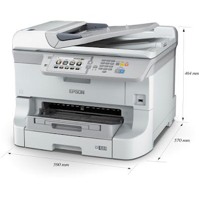 Epson WorkForce Pro WF-8590DWF Printer Driver Download