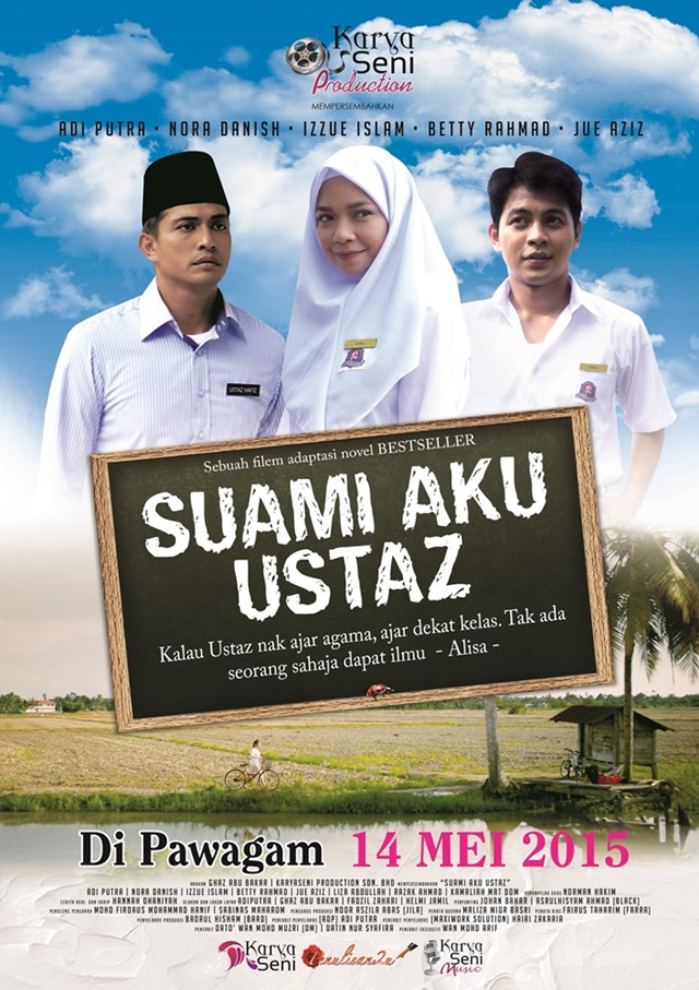 Tonton Online Suami Aku Ustaz Full Movie