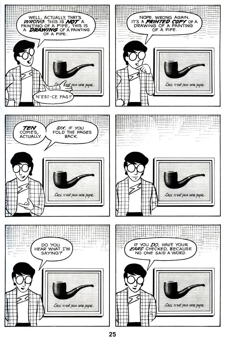 THE VOCABULARY OF COMICS PDF