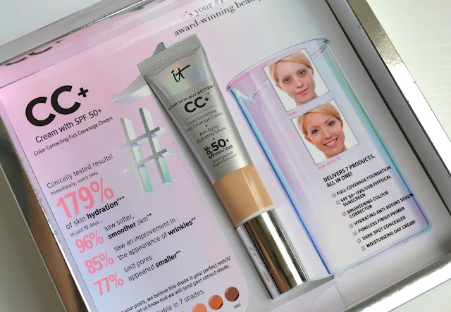 MAKEUP | IT Cosmetics CC Cream (With Before & After Photos)