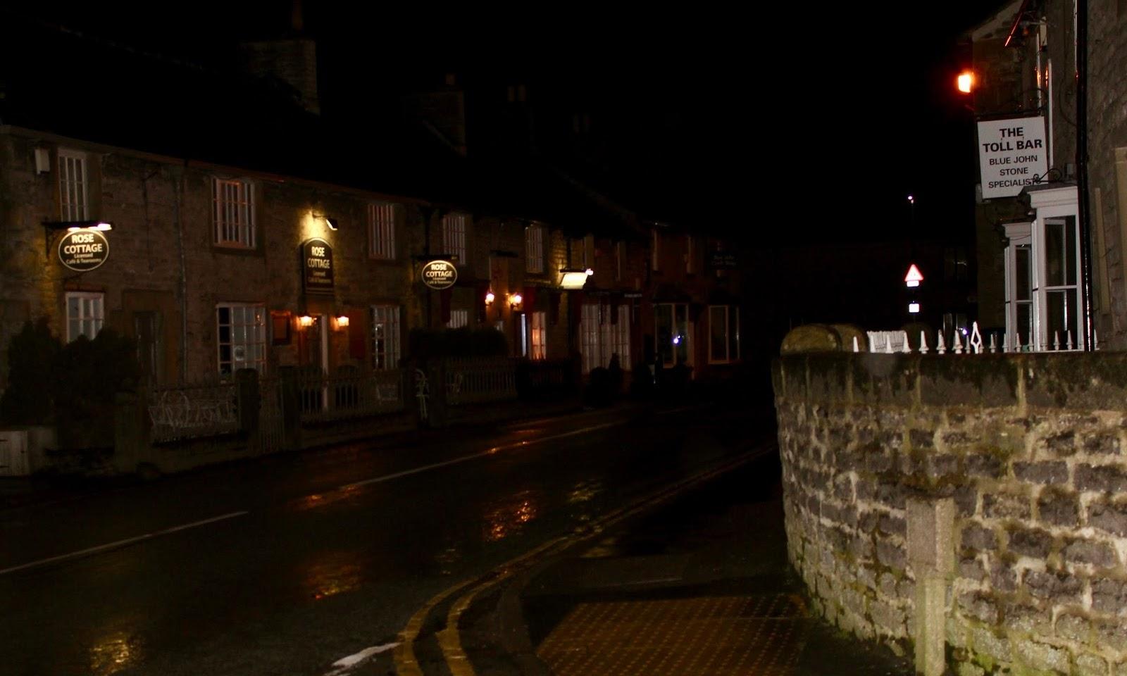 Night Away in Derbyshire