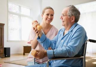 Cara Terapi Penderita Stroke Di Rumah