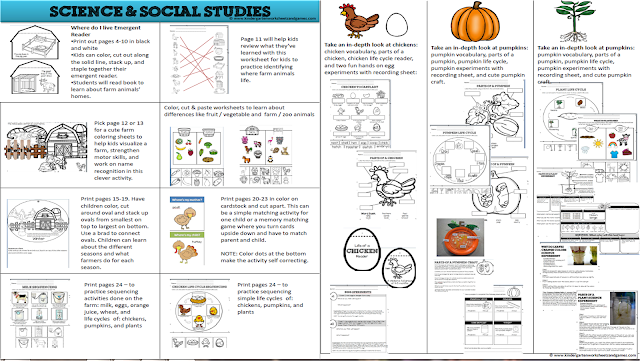 farm-science-experiments-social-studies-worksheets-readers-crafts-preschool-kindergarten-first-grade