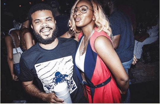 DJ Cuppy Takes Her New Boyfriend To See Her Billionaire Dad, Femi Otedola (Photos)