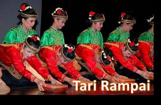 Tari Rampai Aceh