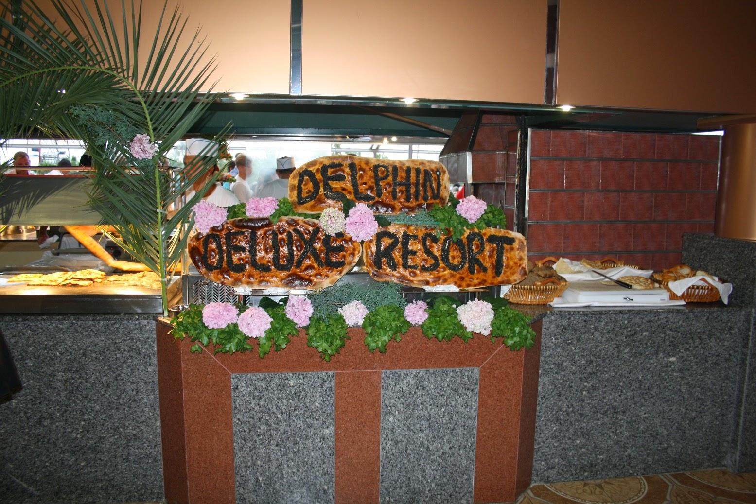 Delphin DeLuxe Resort Türkei