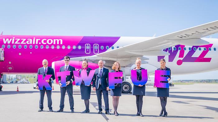 linie lotnicze, Wizz Air  Wyspy Kanaryjskie, Wizz Air Fuertaventura, Wizz air Hiszpania,