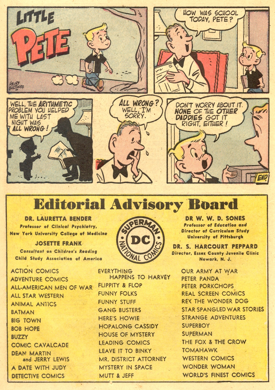 Read online World's Finest Comics comic -  Issue #70 - 16