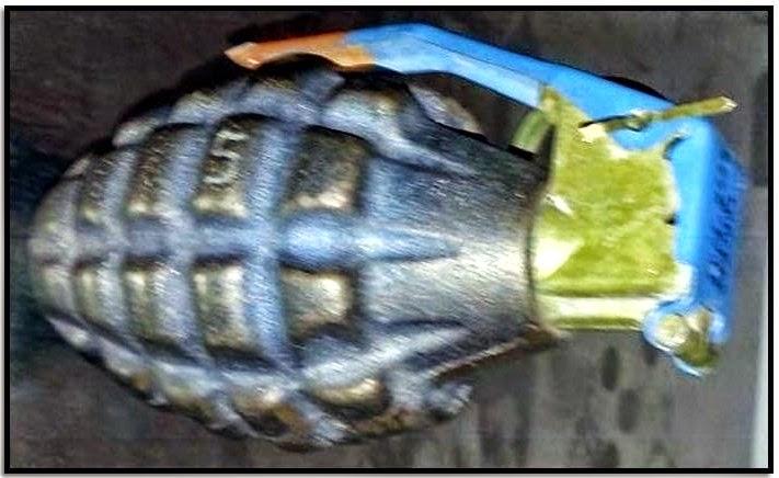 Inert Grenade (BOS)