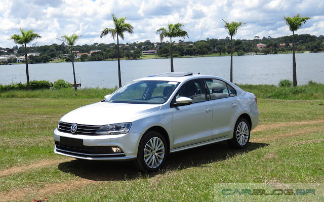Volkswagen Jetta 1.4 TSI Flex 2016