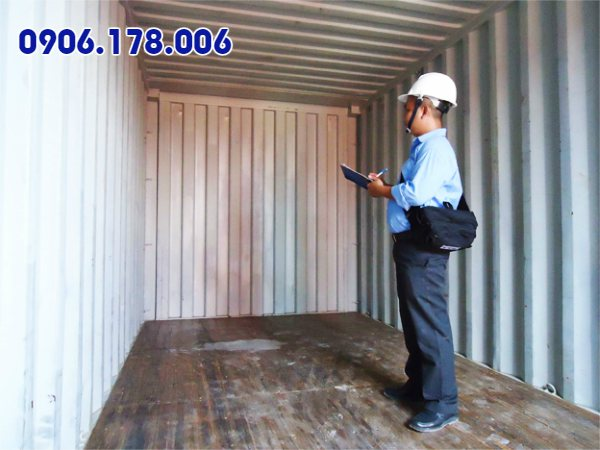 mua container 20 feet