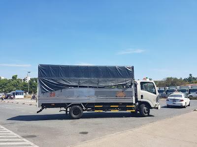 thi bằng lái xe tải C