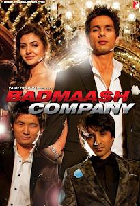 Poster Of Hindi Movie Badmaash Company (2010) Free Download Full New Hindi Movie Watch Online At worldfree4u.com