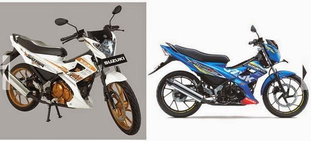 Lima Varian Baru Suzuki