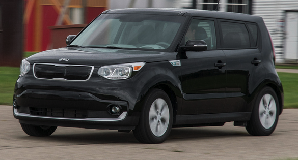 2018 kia soul ev review cars auto express new and used car reviews news advice. Black Bedroom Furniture Sets. Home Design Ideas