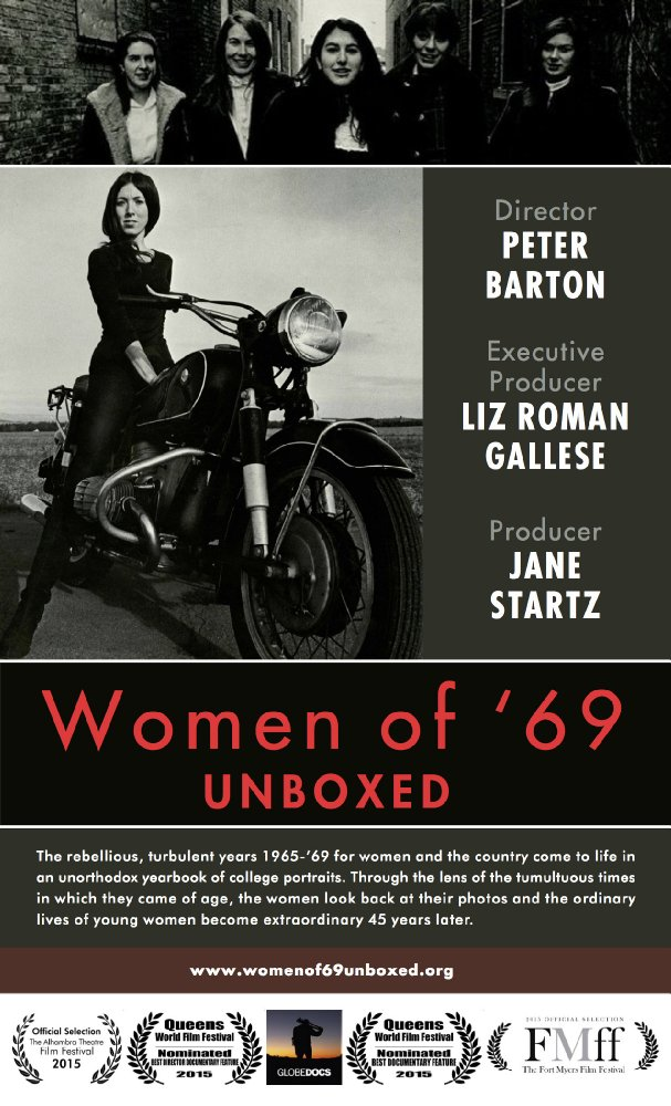 Women of '69, Unboxed