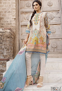 Thredz Lawn Spring Summer VOL II Collection With Price