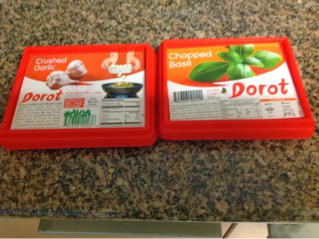 Dorot brand garlic