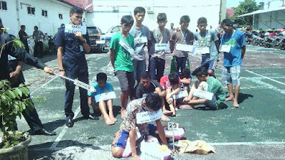 12 Pemerkosa Yuyun Ajukan Pembelaan, Menteri Geram : Hukum Kebiri Saja.