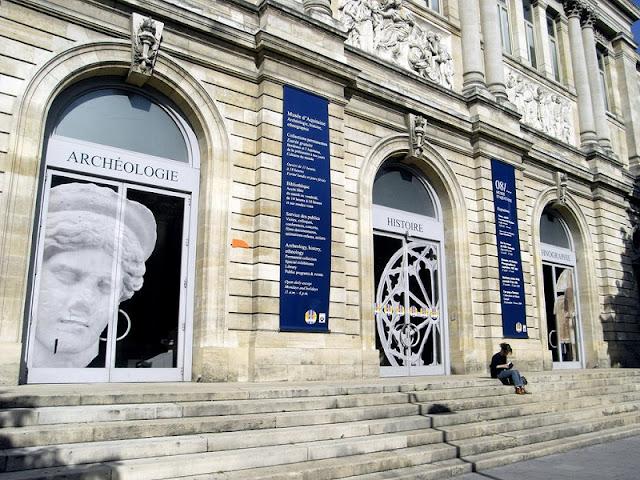 Museu d'Aquitaine em Bordéus