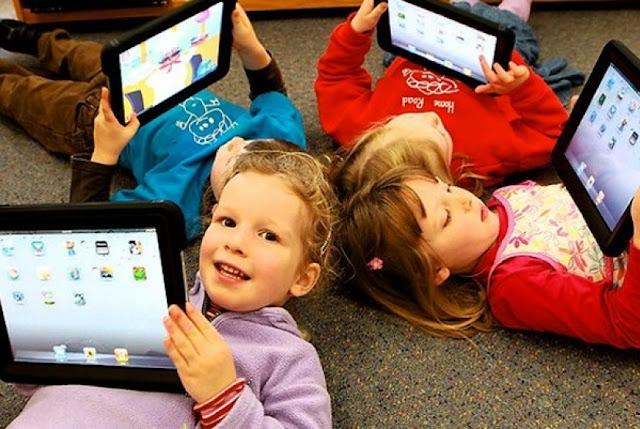Amankah Tablet Android Dimainkan Anak-anak? Ini Jawabannya