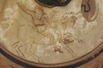 Amazonian 'Wonder Woman' found on Greek vase