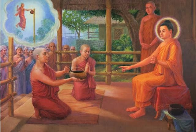 Đạo Phật Nguyên Thủy - Đường Xưa Mây Trắng - Chương 68: Ba cánh cửa nhiệm mầu