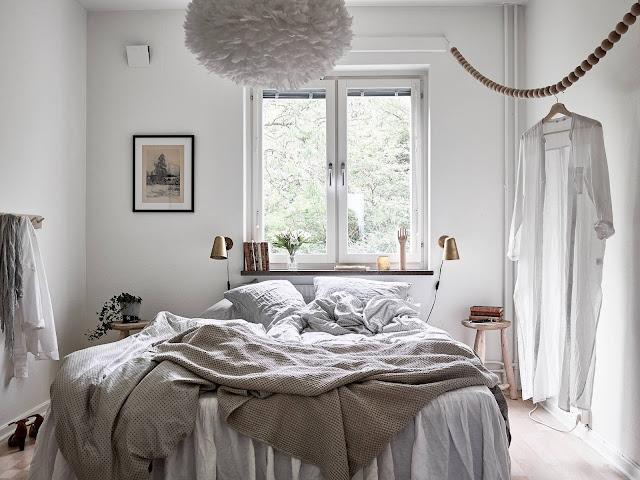 idee per arredare una camera da letto in accogliente stile