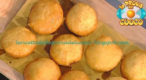 Bomboloni di patate con mortadella ricetta Moroni da Prova del Cuoco
