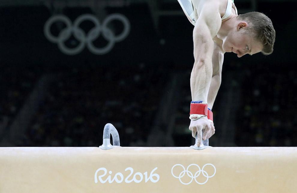 Интересные фото с Олимпиады в Рио