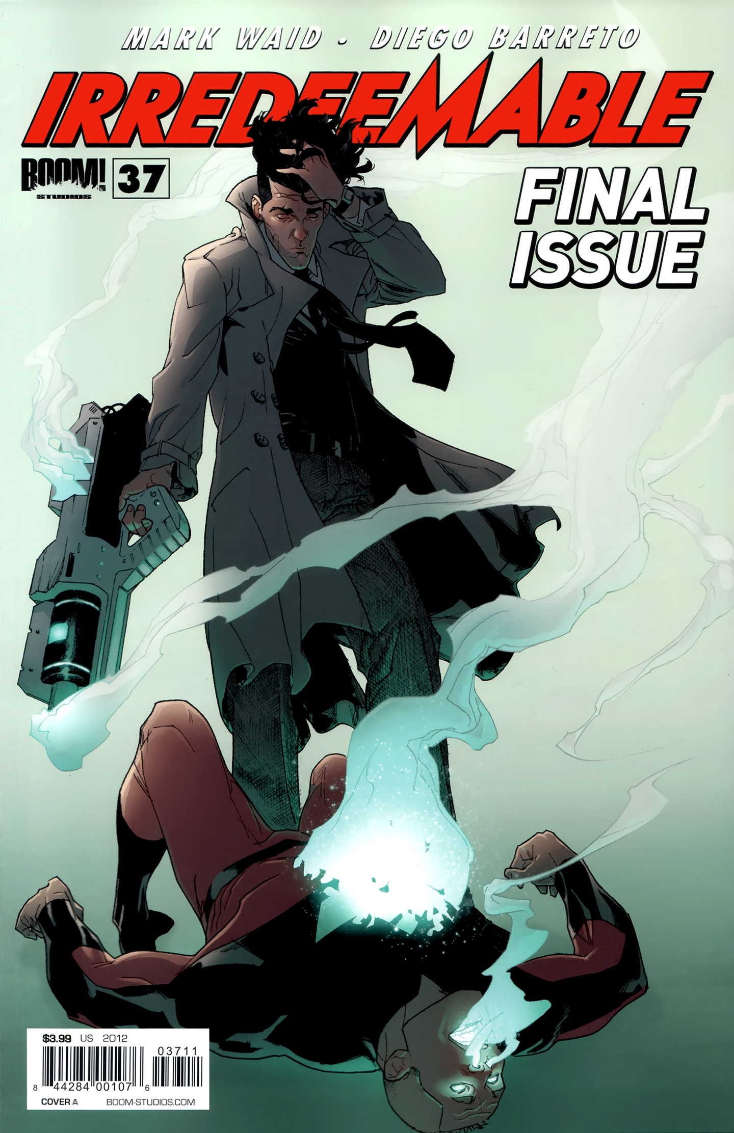 Irredeemable 37 Page 1