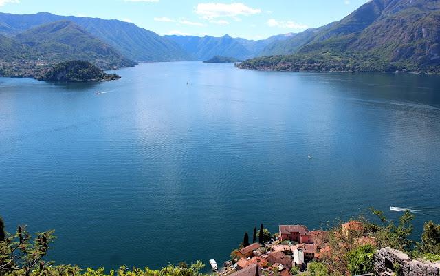 Panóramica lago de Como