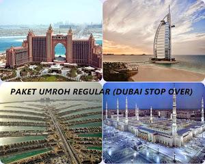 PAKET UMROH DUBAI STOP OVER