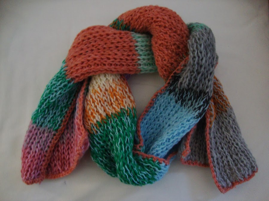 Bufandas: 5 Propuestas Bien Distintas para Hacer
