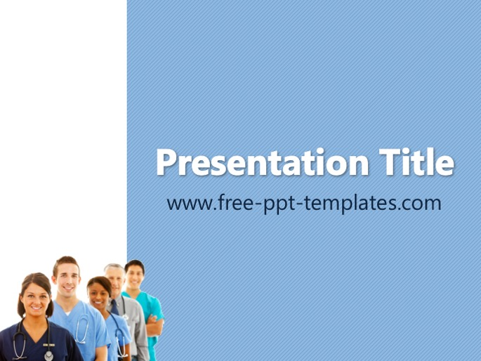 Nursing Ppt Template