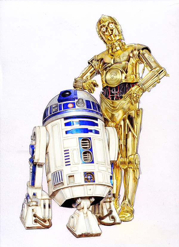 19-C-3PO-and-R2-D2-Corbyn-S-Kern-Game-of-Thrones-Star-Trek-and-Star-Wars-Character-Drawings-www-designstack-co